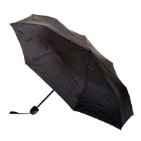 Mini Maxi Manual Umbrella Black