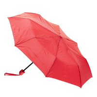 Mini Maxi Manual Umbrella Red