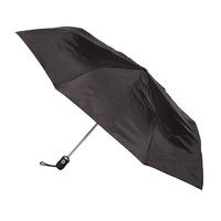 Automatic Mini Maxi Umbrella Black