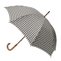 Manual Wood Umbrella Modern Paisley