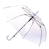 Clear PVC Umbrella