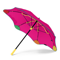 BLUNT Mini + Kids Umbrella Pink