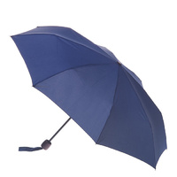 Deluxe Mini Maxi Manual Umbrella Navy