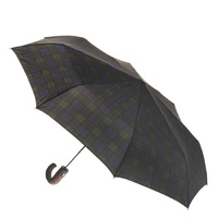 Men's Automatic Folding Umbrella Black Watch