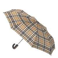 Men's Automatic Folding Umbrella Camel Thomson