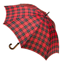 Men's Large Cover Umbrella Tartan Royal Stewart