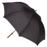 Large Wedding Umbrella Black