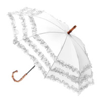 Children's FIFI Bambina Umbrella White