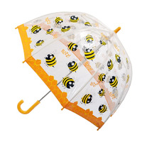 Children's Clear Umbrella Bee