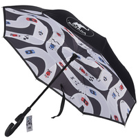Children's Inside Out Inverted Umbrella Racing Cars