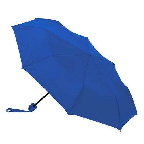 Mini Maxi Manual Umbrella Cobalt Blue
