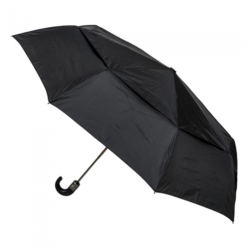 Compact Automatic Folding Golf Size Cover Umbrella
