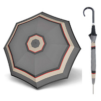 Doppler Carbonsteel Automatic Umbrella London Grey