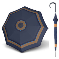 Doppler Carbonsteel Automatic Umbrella London Blue