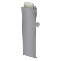 Doppler Carbonsteel Mini Slim Umbrella Grey