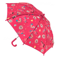 Doppler Maxi Cool Pink Ponies Umbrella