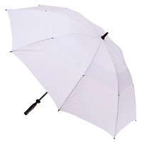 Windpro Large White Umbrella