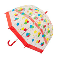 Children's Clear Birdcage Umbrella Balloons