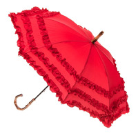 Children's FIFI Bambina Umbrella Red