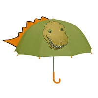 Children's Kidorable 3D Dinosaur Umbrella