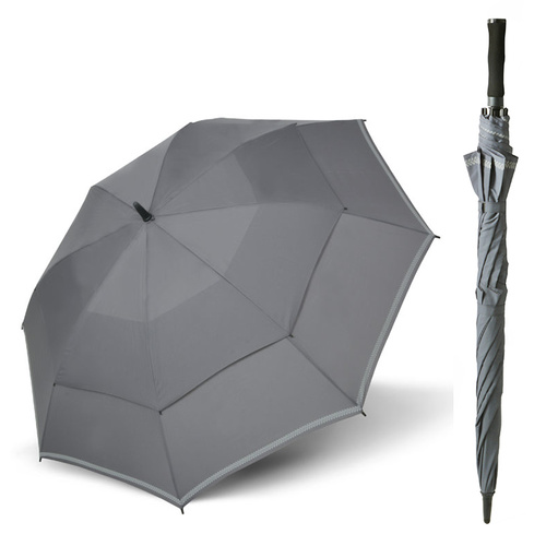 Doppler Reflex Golf Umbrella Grey