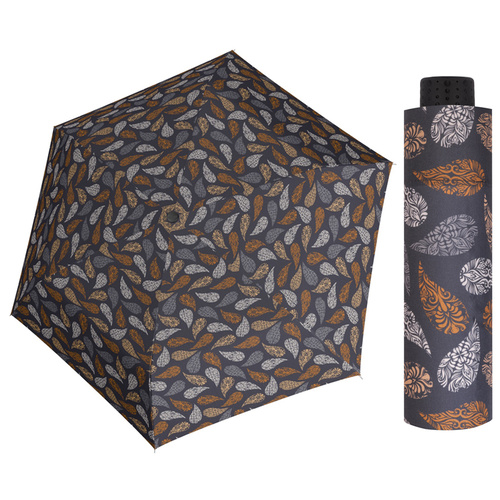 Doppler Fiber Havanna Umbrella Joy Black